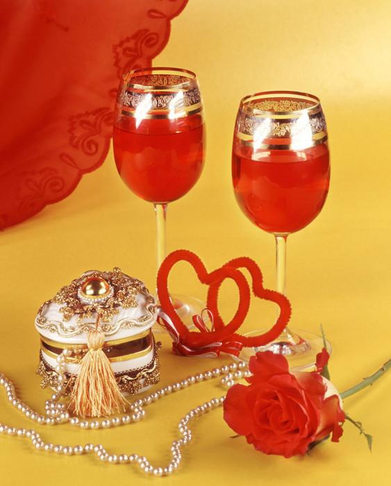 Decoration pour la st valentin for Decoration porte st valentin